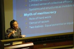Dr. Camara Phyllis Jones. Photo Credit: UNC Gillings
