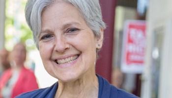 Dr. Jill Stein in Seattle