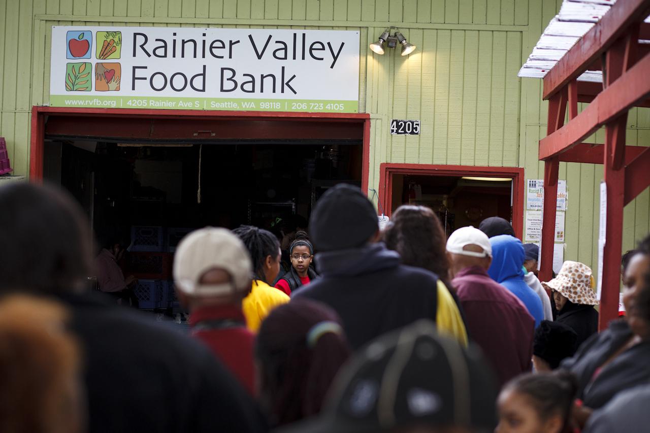 © Rebecca Bowring Courtesy of Rainier Valley Food Bank