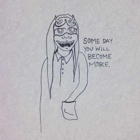Drawing by Hanako O'Leary - Revolutionary Women 01
