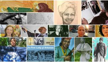 Revolutionary Women - March 2016 - Feature Image Collage