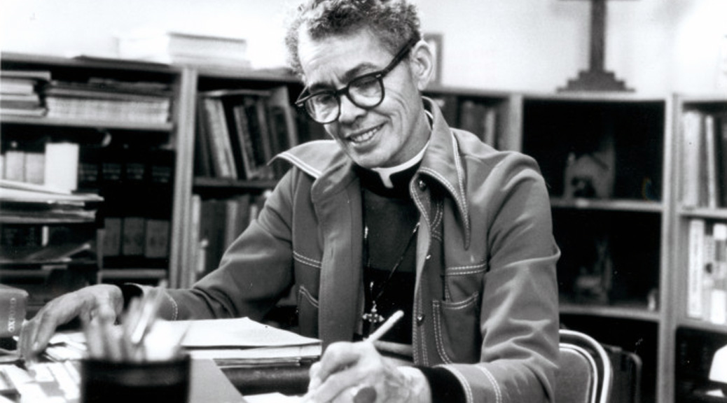 Pauli Murray - Revolutionary Women