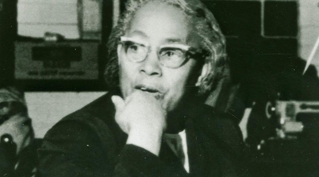 Septima Clark - Revolutionary Women