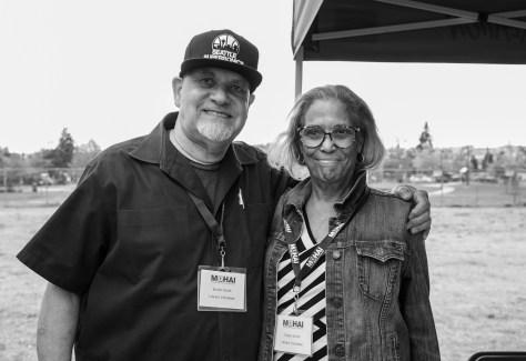 Al Smith -Butch and Cheryl