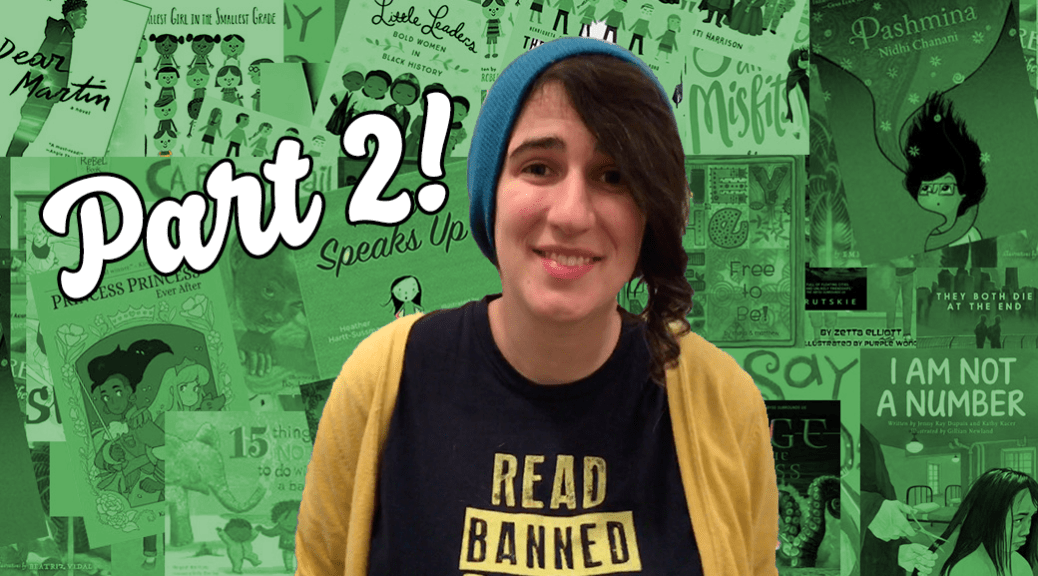 Rad Books for Rad Kids: Give the Gift of Resistance - Part 2
