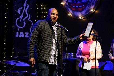 Seattle Jazz Award 14-1