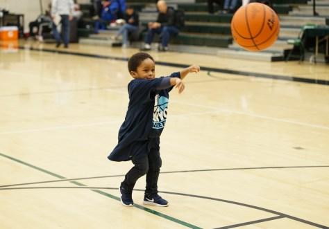B-Ball Tournament -sse little boy 2-1