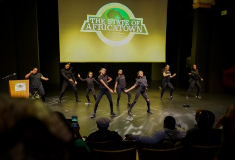 Africatown 2020 -Kutt-n-Up