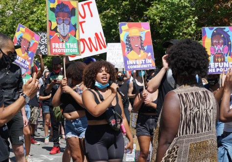 March from Youth Jail 16