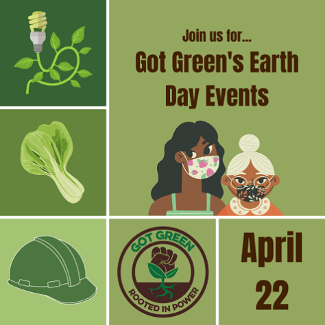 Got Green Earth Day events