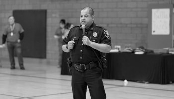 Featured Image: Interim Seattle Police Chief Diaz (Photo: Susan Fried)