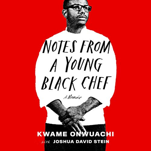 """Cover of """"Notes From a Young Black Chef: A Memoir."""""""