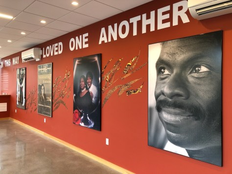 photo of In This Way We Loved One Another exhibit