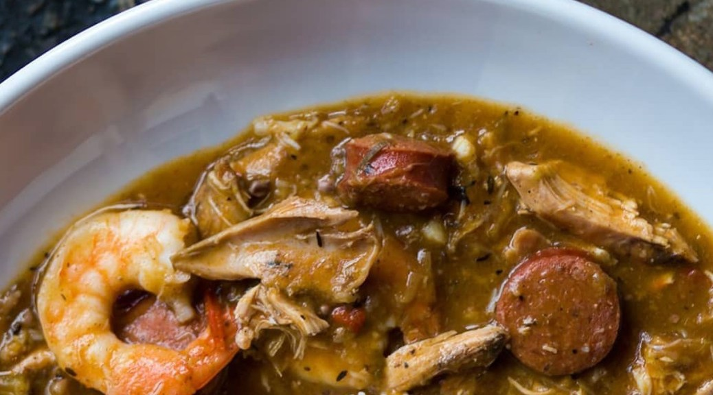 A bowl of gumbo from Island Soul Rum Bar & Soul Shack. (Photo: Island Soul Rum Bar & Soul Shack)
