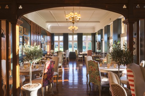 Burley Manor Restaurant (15)