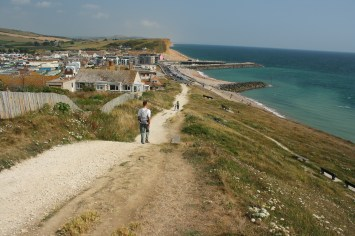 coastal path to West Bay