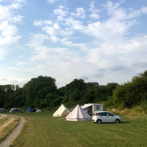 Camp site Brocklands