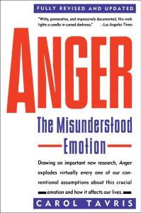 Anger, The Misunderstood Emotion