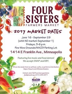 Four Sisters Farmers Market