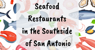 Seafood Restaurants in the Southside of San Antonio
