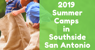 2019 Summer Camps in Southside San Antonio