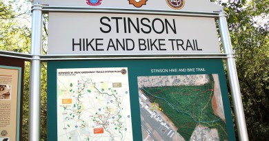 Stinson Hike and Bike Trail