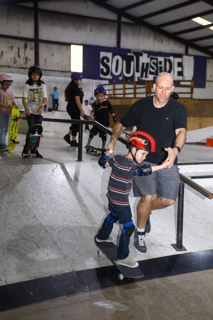 Skateboard Day Camp Summer 2021 at Southside Skatepark 6