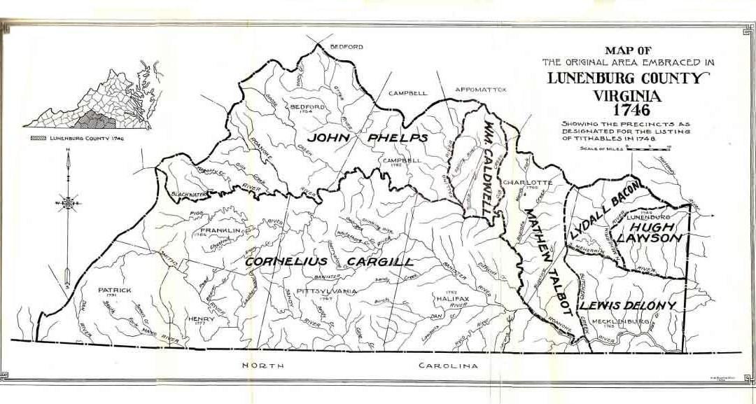 Lunenburg County