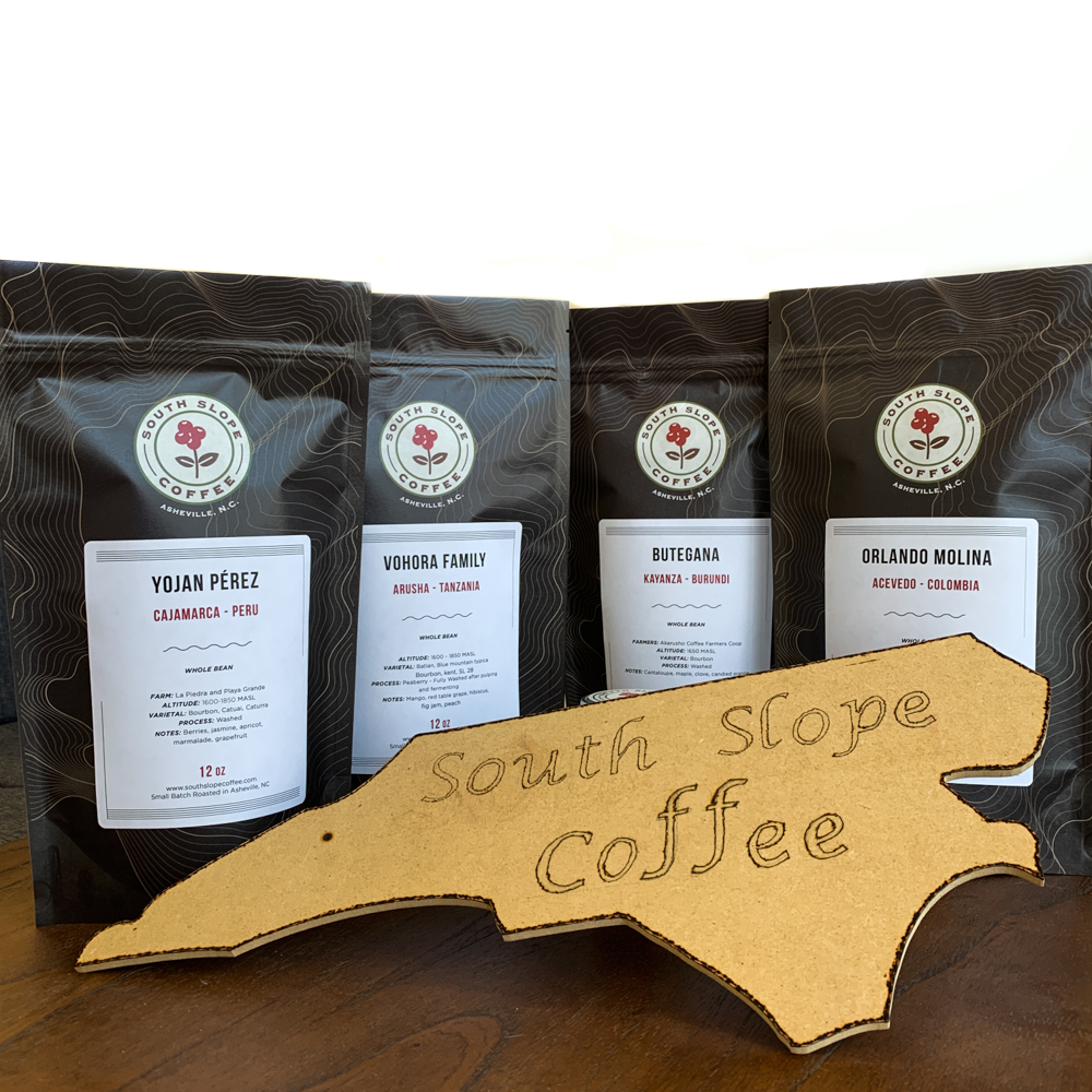 Four 12 Oz Bags (Two Bags Shipped Bi-Weekly)