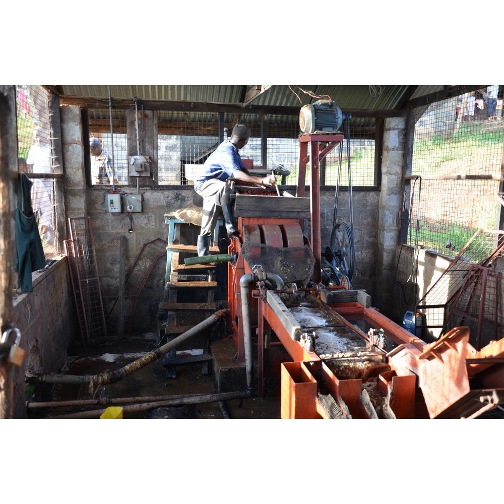 coffee depulper in nyeri kenya