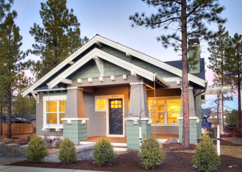 What Makes a House a  Craftsman     South Sound Property Group Cottage Style