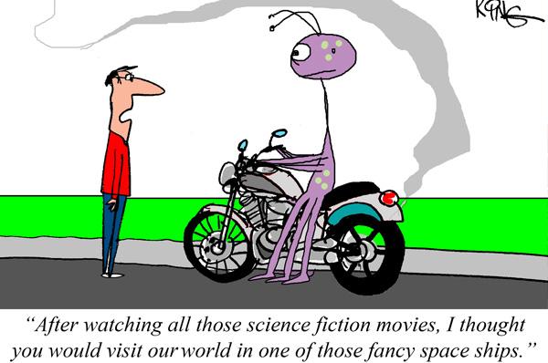 Jerry King Cartoons