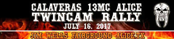 Calaveras TwinCam Rally
