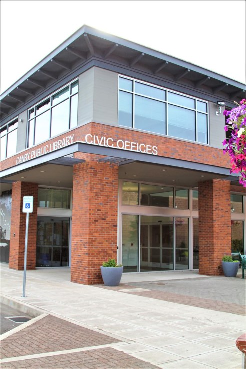 Canby Civic Center and Public Library (2)