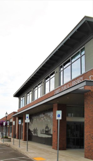 Canby Civic Center and Public Library (3)