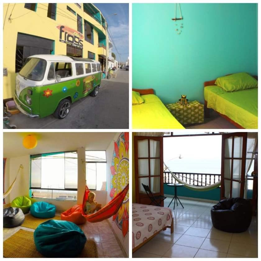 Die besten Hostels in Peru