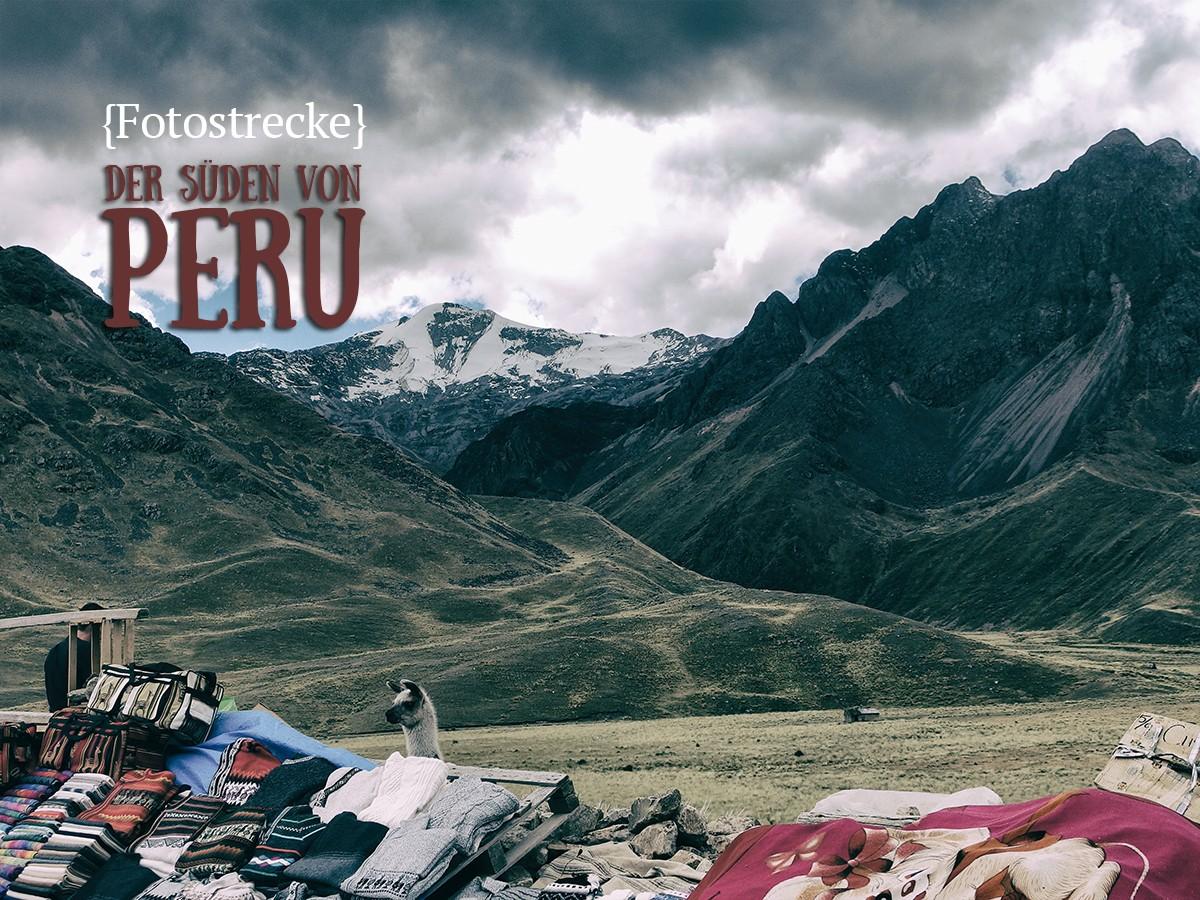 Süden Peru
