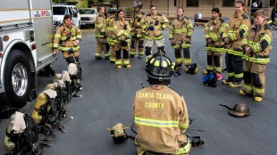 firefighter boot camp for women