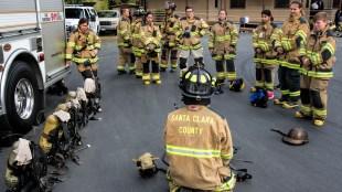 firefighter boot camp for women