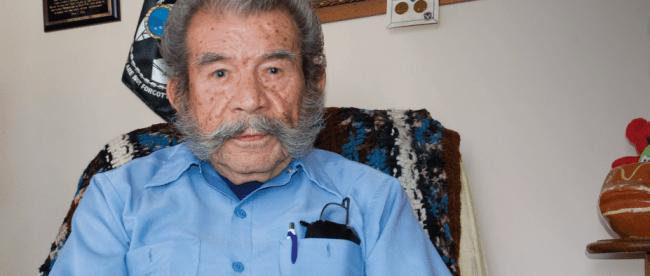 Veteran Frank Sanchez