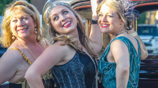 CLANDESTINE AFFAIR The Morgan Hill Historical Society hosts its annual Prohibition Party fundraiser on Saturday, June 24.