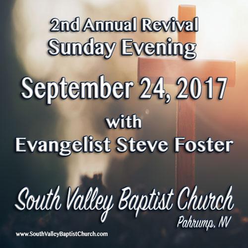 Revival September 24 2017