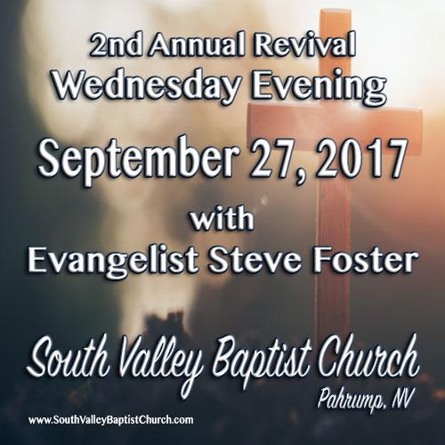 Revival September 27 2017