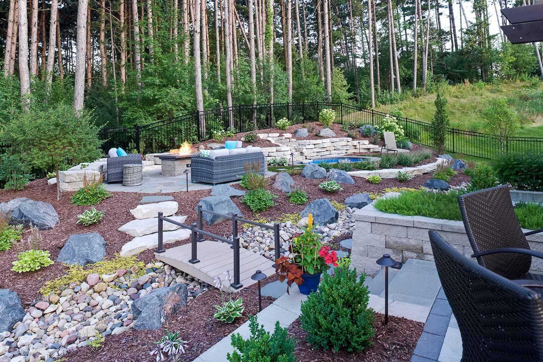 Low-Maintenance Backyard Landscaping Ideas | Southview ... on Low Maintenance Backyard Design  id=73299
