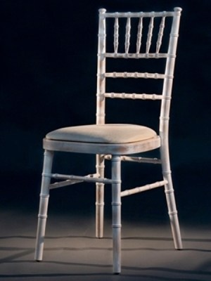 Chivari chair hire
