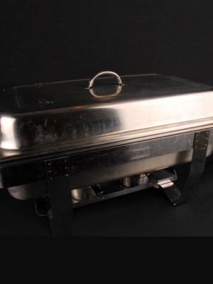 Chafing dish - complete set (fuel extra)
