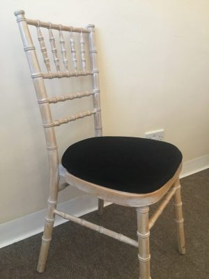 Lime washed Chiavari Chair