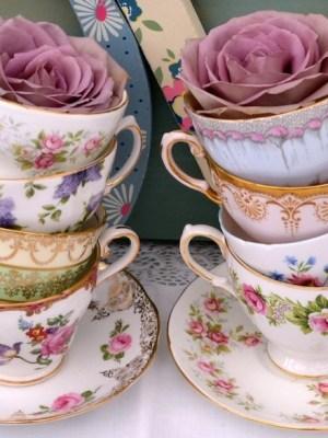 Vintage China Tea Cup