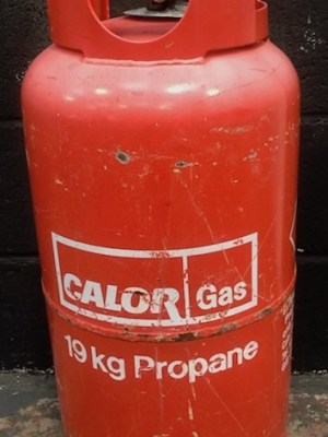 Propane Gas 19kg (Calor Gas) (cylinder must be returned)