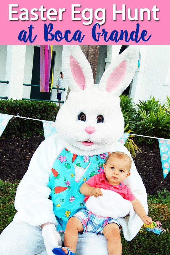 Boca Grande Easter Egg Hunt